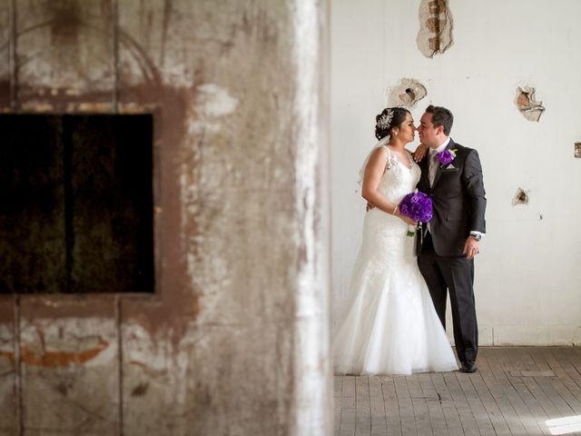 La boda de Jessica y Aarón