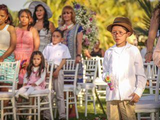La boda de Fran y Rolando 1