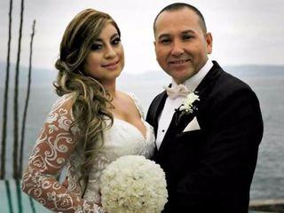 La boda de Marcela y Javier