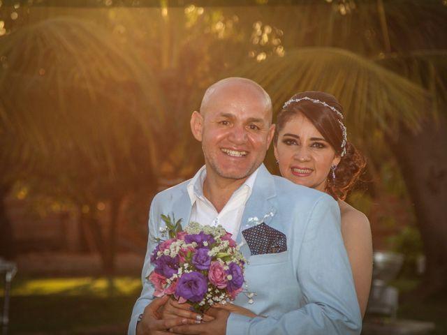 La boda de Fran y Rolando