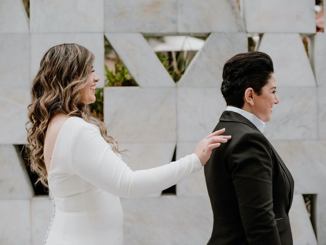 La boda de Angie y Fanny en Guadalajara, Jalisco 18