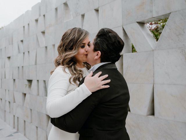 La boda de Angie y Fanny en Guadalajara, Jalisco 19