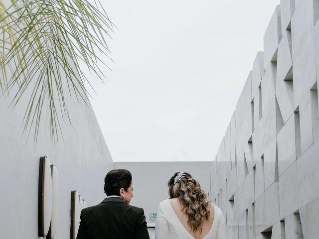 La boda de Angie y Fanny en Guadalajara, Jalisco 20