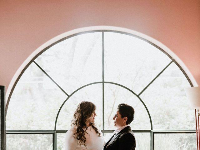 La boda de Angie y Fanny en Guadalajara, Jalisco 22