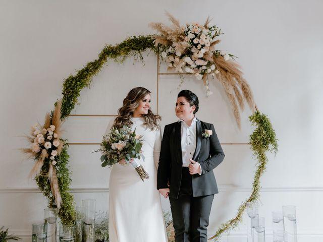 La boda de Fanny y Angie