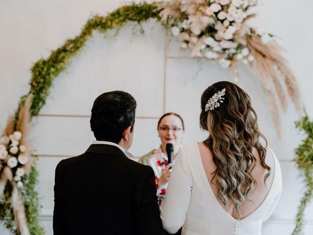 La boda de Angie y Fanny en Guadalajara, Jalisco 34
