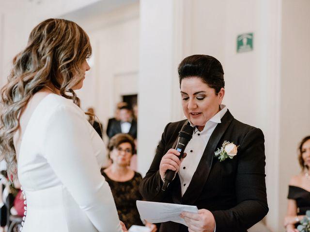 La boda de Angie y Fanny en Guadalajara, Jalisco 35