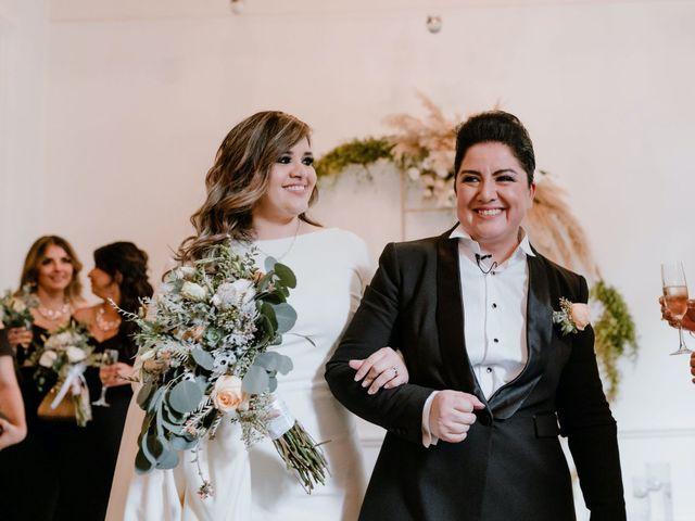 La boda de Angie y Fanny en Guadalajara, Jalisco 37