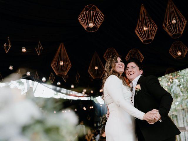 La boda de Angie y Fanny en Guadalajara, Jalisco 41