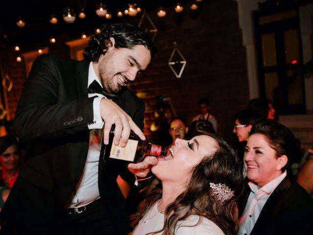 La boda de Angie y Fanny en Guadalajara, Jalisco 45