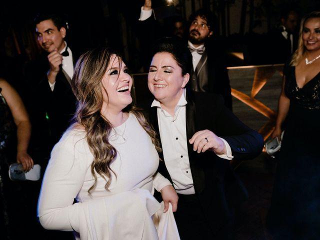 La boda de Angie y Fanny en Guadalajara, Jalisco 47