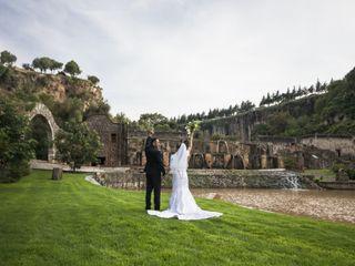 La boda de Iris y Oscar