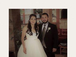 La boda de Vanessa y Hebert 1