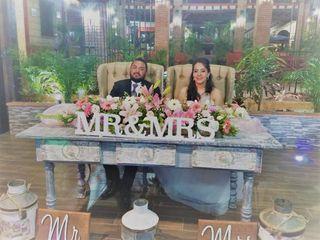 La boda de Vanessa y Hebert
