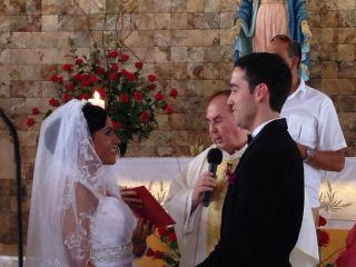 La boda de Teresita y Martín