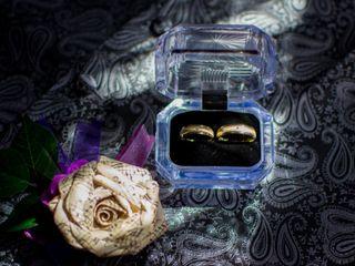 La boda de Ana Paulina y Andrés 3