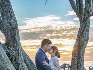 La boda de Jennifer y Zaid  1