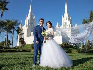 La boda de Jennifer y Zaid