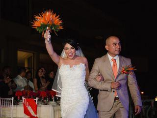 La boda de Diana y Amado 1