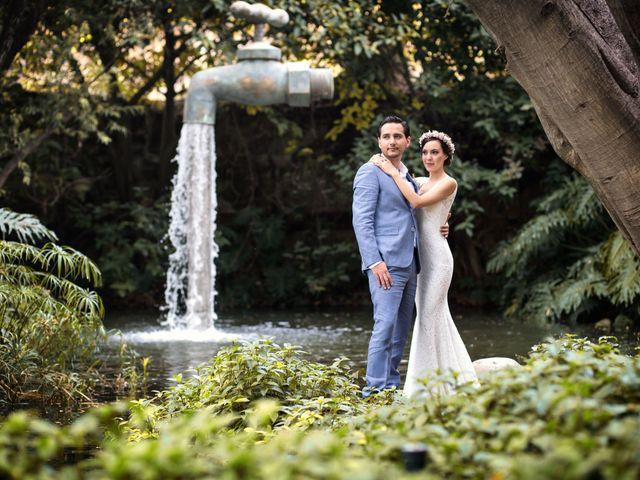 La boda de Francisco y Fabiola en Tlaquepaque, Jalisco 16