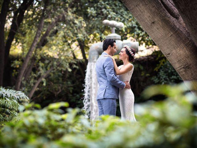 La boda de Francisco y Fabiola en Tlaquepaque, Jalisco 17