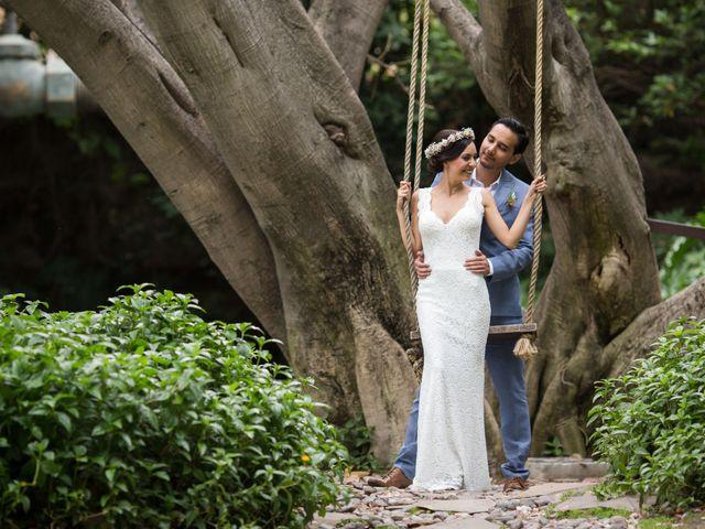La boda de Francisco y Fabiola en Tlaquepaque, Jalisco 19