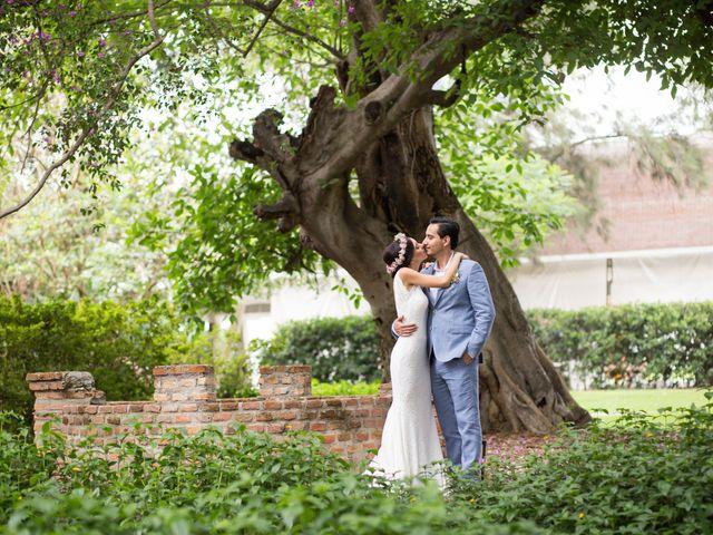 La boda de Francisco y Fabiola en Tlaquepaque, Jalisco 22
