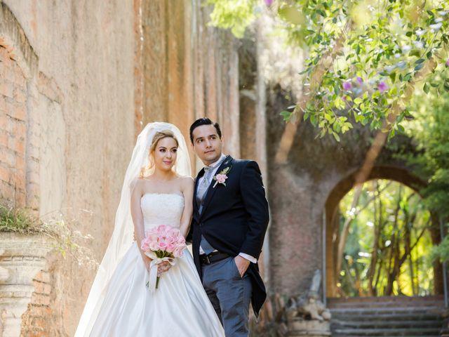 La boda de Francisco y Fabiola en Tlaquepaque, Jalisco 1