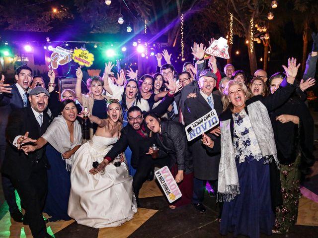 La boda de Francisco y Fabiola en Tlaquepaque, Jalisco 182