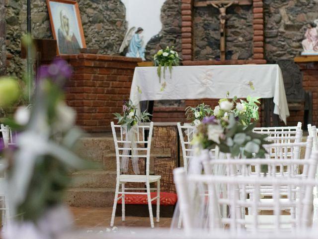 La boda de Oscar y Iris en Huasca de Ocampo, Hidalgo 6