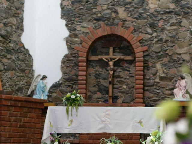 La boda de Oscar y Iris en Huasca de Ocampo, Hidalgo 7