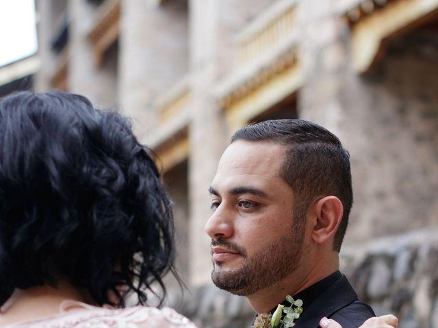 La boda de Oscar y Iris en Huasca de Ocampo, Hidalgo 9