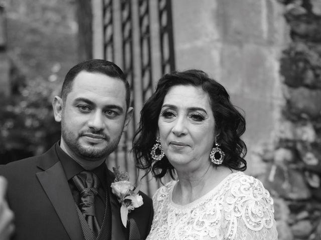 La boda de Oscar y Iris en Huasca de Ocampo, Hidalgo 10