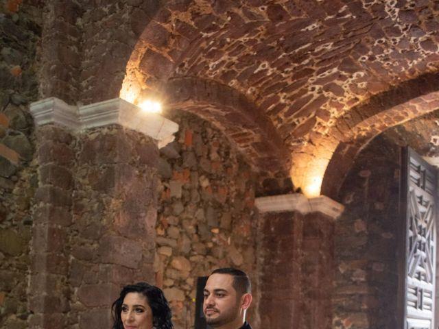 La boda de Oscar y Iris en Huasca de Ocampo, Hidalgo 17