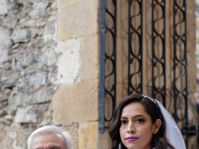 La boda de Oscar y Iris en Huasca de Ocampo, Hidalgo 18