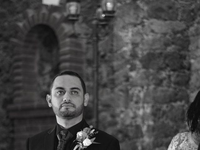La boda de Oscar y Iris en Huasca de Ocampo, Hidalgo 19
