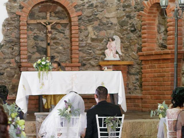 La boda de Oscar y Iris en Huasca de Ocampo, Hidalgo 24