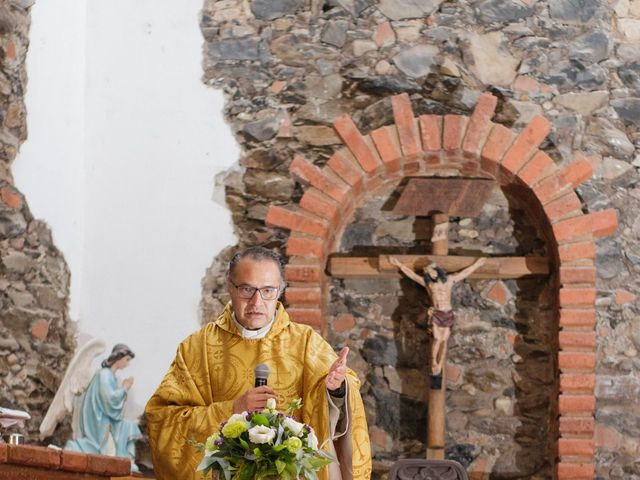 La boda de Oscar y Iris en Huasca de Ocampo, Hidalgo 30