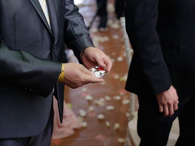 La boda de Oscar y Iris en Huasca de Ocampo, Hidalgo 40
