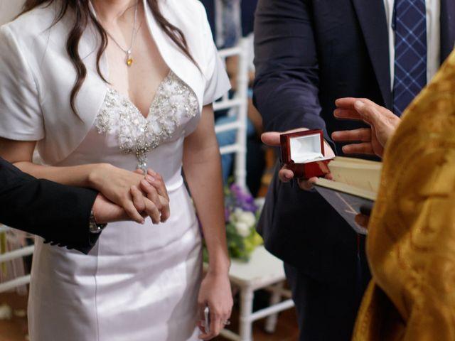 La boda de Oscar y Iris en Huasca de Ocampo, Hidalgo 41