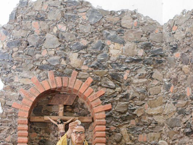 La boda de Oscar y Iris en Huasca de Ocampo, Hidalgo 46