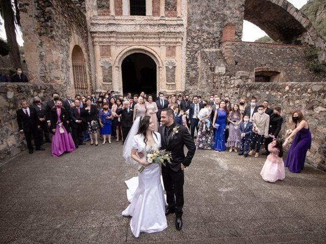 La boda de Oscar y Iris en Huasca de Ocampo, Hidalgo 1