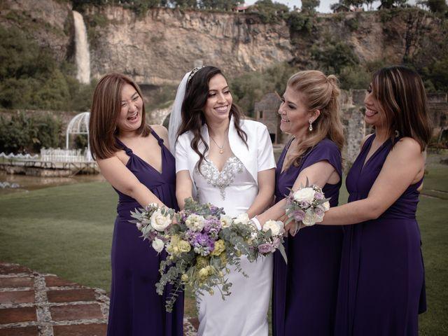 La boda de Oscar y Iris en Huasca de Ocampo, Hidalgo 63