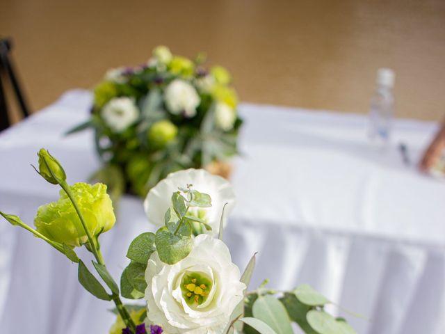 La boda de Oscar y Iris en Huasca de Ocampo, Hidalgo 69