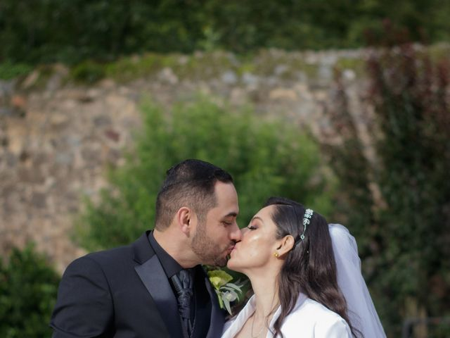 La boda de Oscar y Iris en Huasca de Ocampo, Hidalgo 71