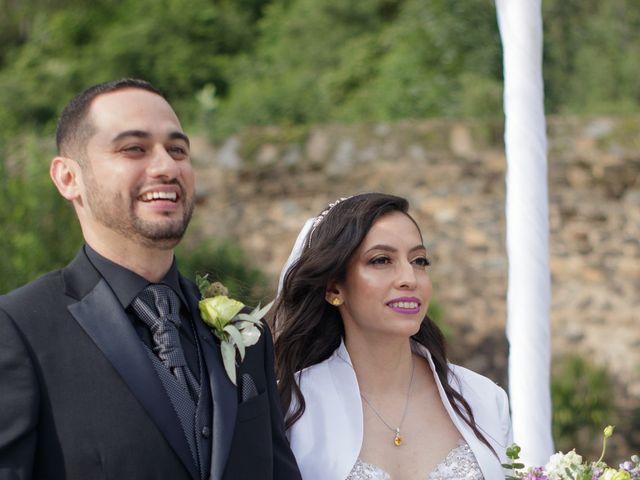 La boda de Oscar y Iris en Huasca de Ocampo, Hidalgo 72