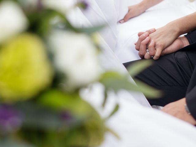 La boda de Oscar y Iris en Huasca de Ocampo, Hidalgo 79