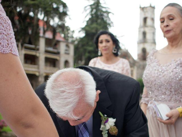 La boda de Oscar y Iris en Huasca de Ocampo, Hidalgo 84