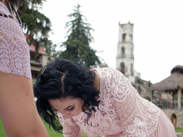 La boda de Oscar y Iris en Huasca de Ocampo, Hidalgo 85
