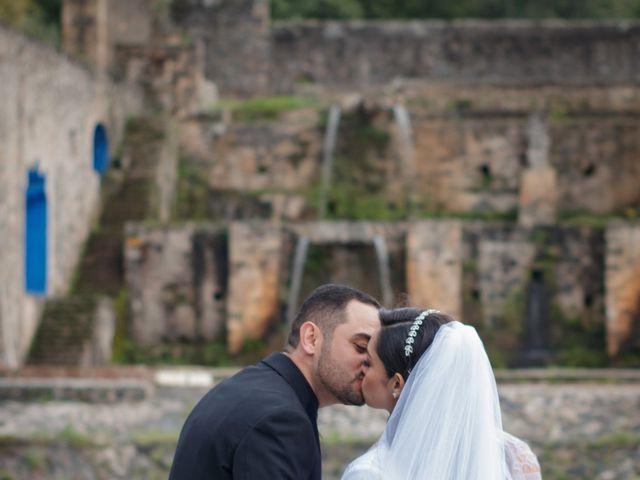 La boda de Oscar y Iris en Huasca de Ocampo, Hidalgo 89